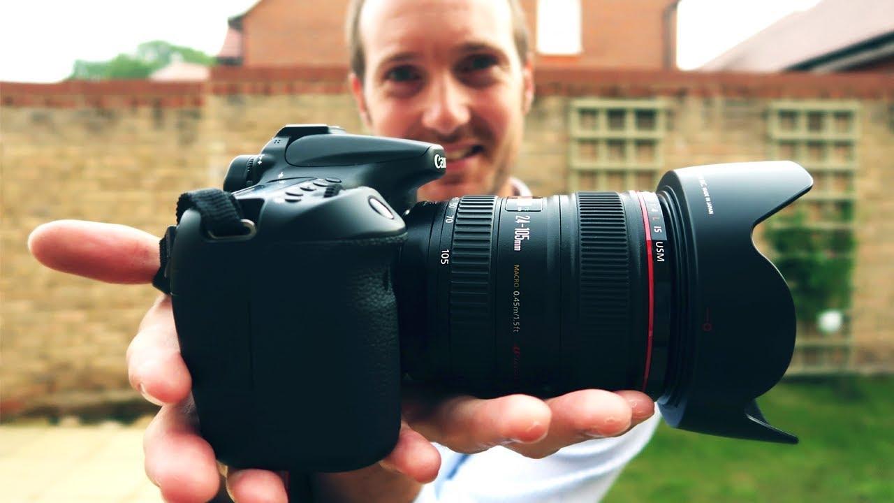 Canon 70d Review