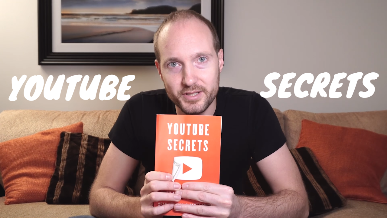 YouTube Secrets Book Review 2018